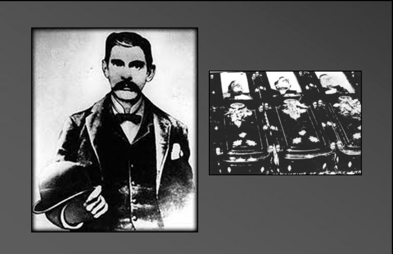 Leadville's Story of Doc Holliday